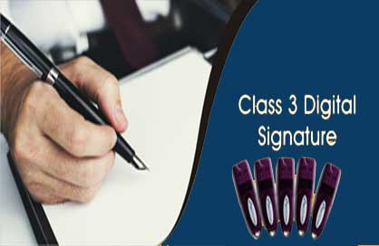 E-Tender Digital Signature Certificate